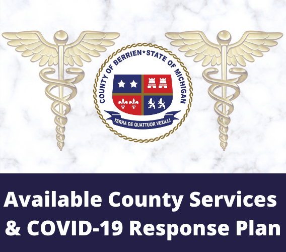 Berrien County COVID-19 Preparedness and Response Plan