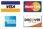 Acceptable Credit Cards