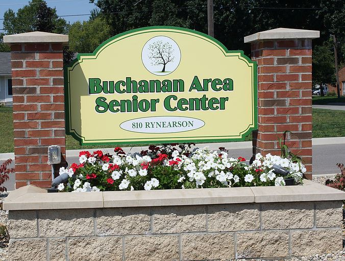 buchanan senior center